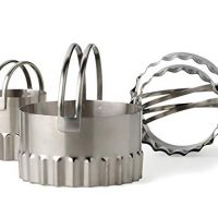 Stainless Steel Round Biscuit Cutters