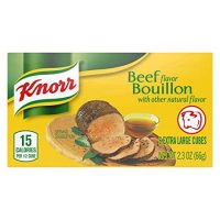 Knorr Cube Bouillon, Beef