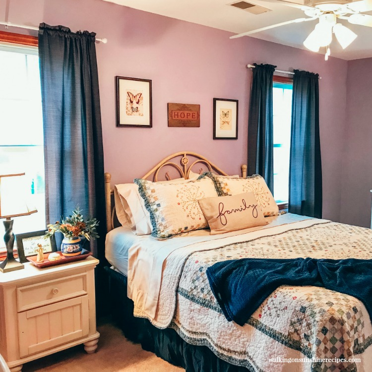 Guest Bedroom from Walking on Sunshine Recipes