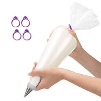 Pastry Bags Disposable Decorating Icing Piping Bags