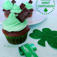 Andes Mint Cupcakes Recipe