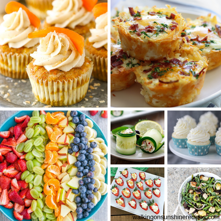 15 Last Minute Easter Brunch Ideas Walking On Sunshine Recipes