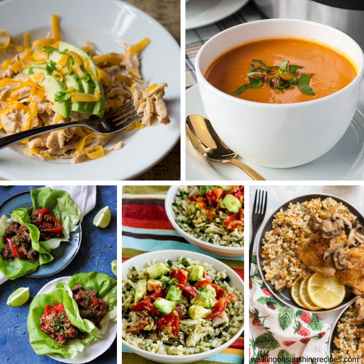 Instant Pot Keto Friendly Recipes
