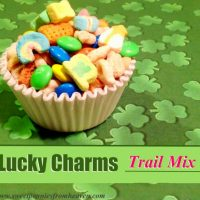 Make Lucky Charms Trail Mix for Fun Treats or Classroom Parties