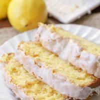 White Chocolate Lemon Bread recipe