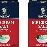 MORTONS SALT ROCK 4 LB Pack of 2