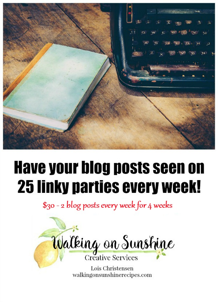 Linky Party Information July 2019 WOS