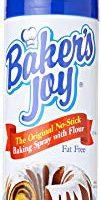 Baker's Joy The Original No-Stick Baking Spray with Flour