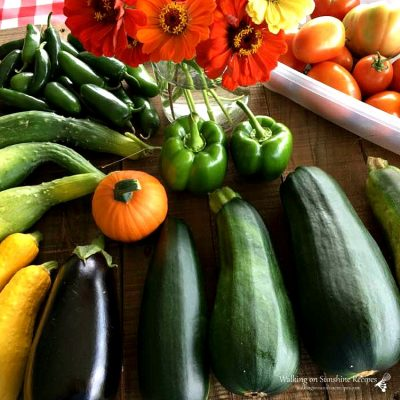 Tips on Storing Summer Fruits and Veggies