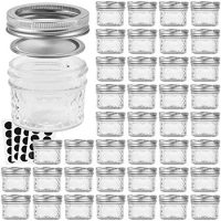 4 oz sized Mason Jars