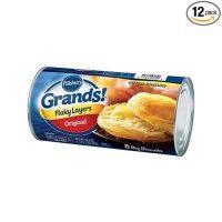 Pillsbury Grands Original Flaky Layer Biscuit