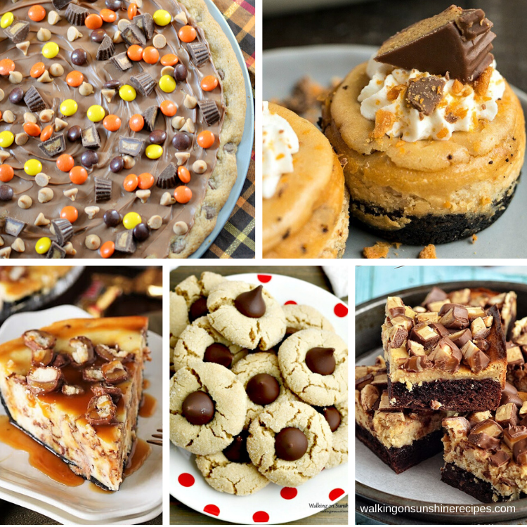 Easy recipes to make with all the leftover Halloween candy after trick-or-treating.