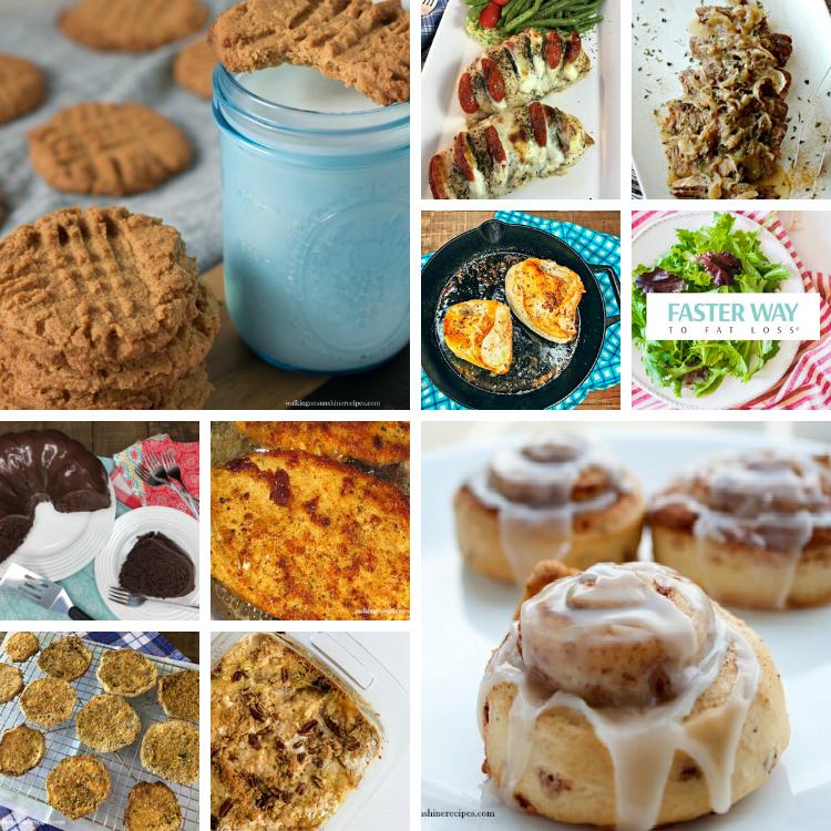 Top Ten delicious recipes