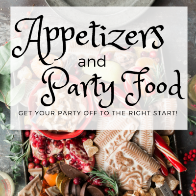 New Year's Party Appetizer Ideas