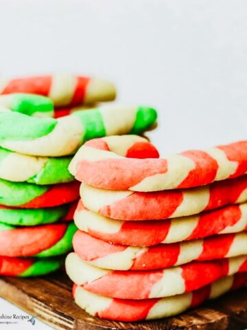 Candy Cane Cookies FEATURED photo from WOS