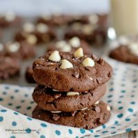 Day #11 - Double Chocolate Chip Cookies