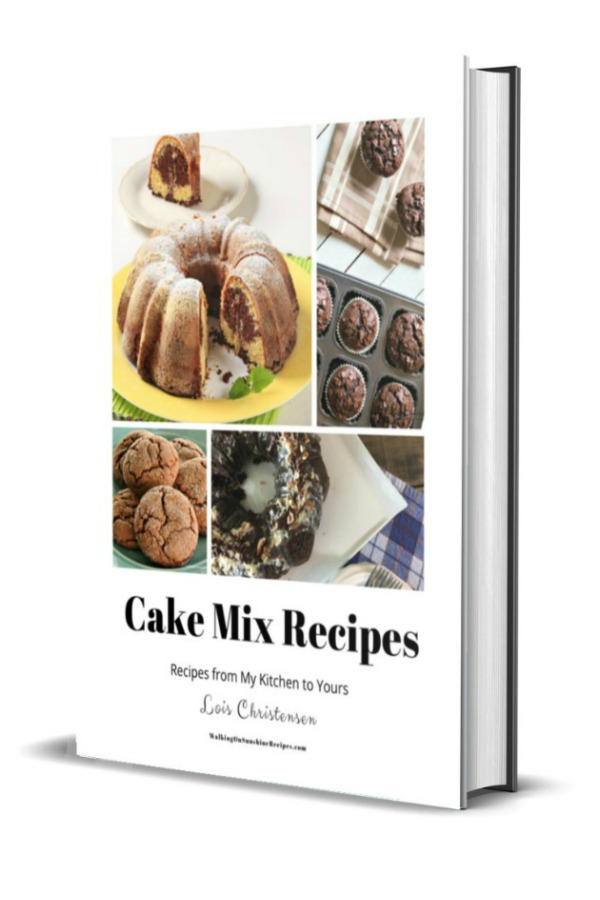 Cake Mix Recipes E-Book