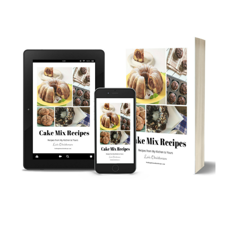 Cake Mix Recipes e-Cookbook