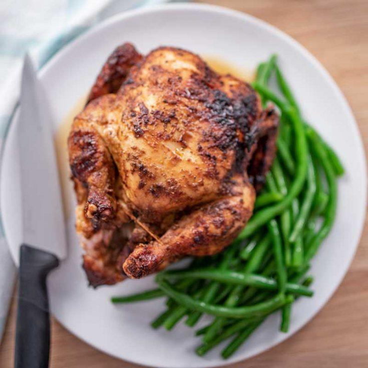 Rotisserie Chicken -Easy Keto Friendly Homemade Recipe
