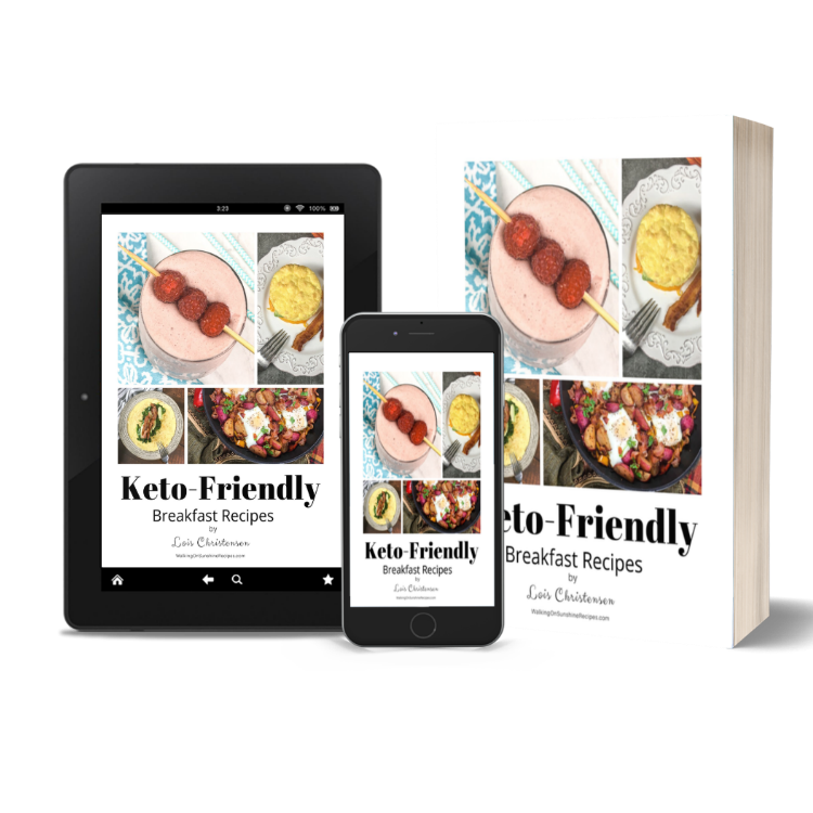 Keto Breakfast Recipes e-Cookbook