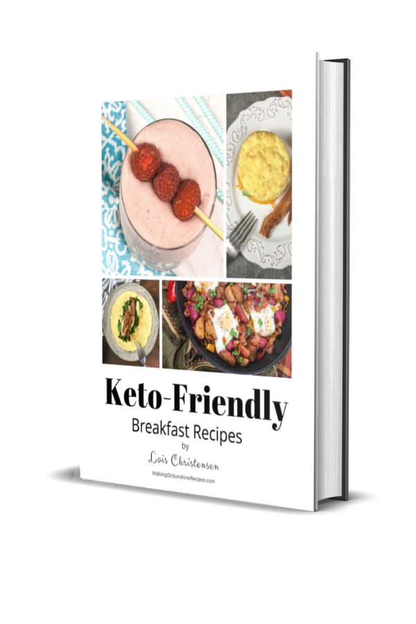 Keto-Friendly Breakfast Recipes E-Book