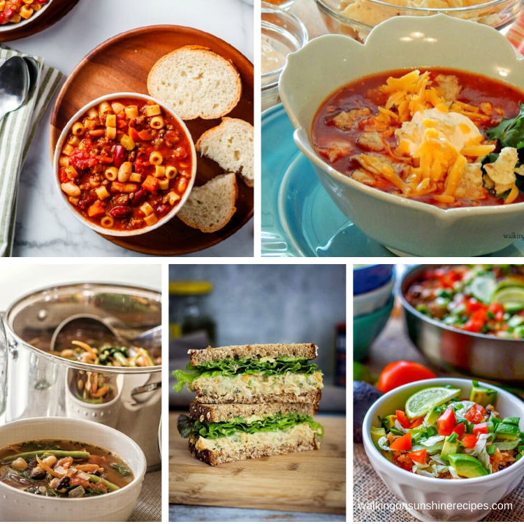5 easy recipes using canned beans from your pantry.