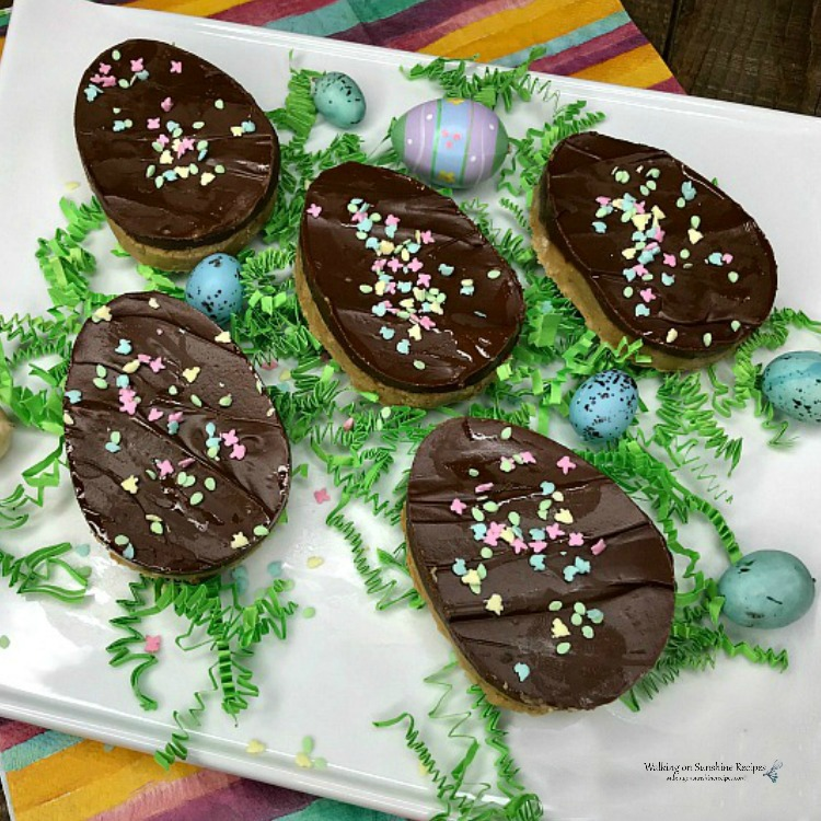 Chocolate Peanut Butter Eggs FEATURED photo