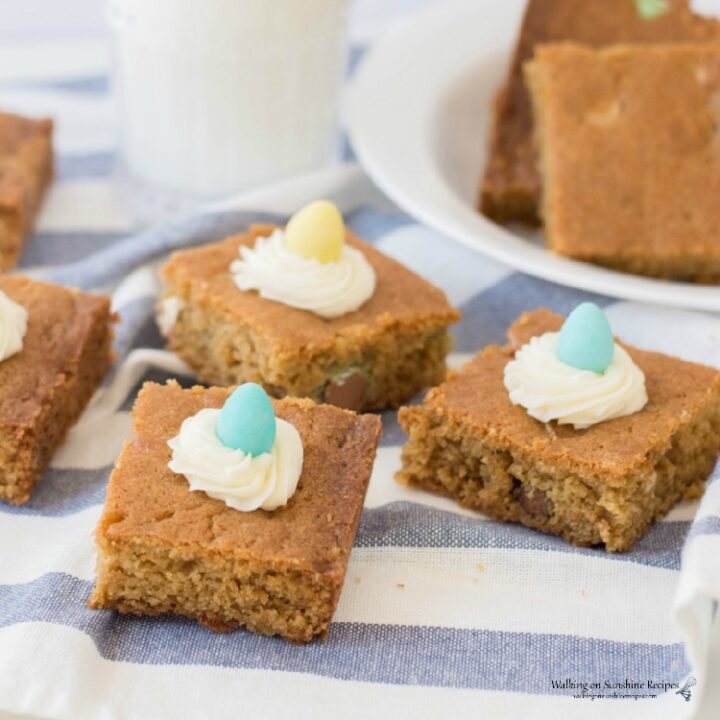 Candy Cookie Bars