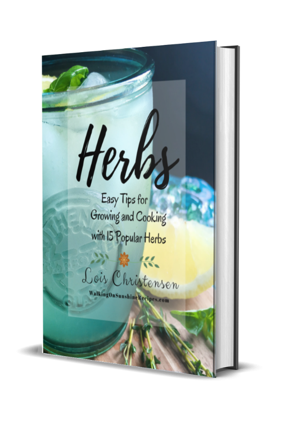 Herbs Growing and Cooking E-Book