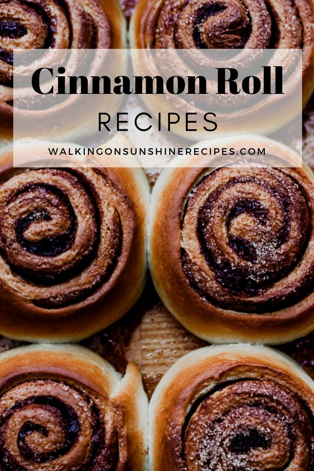 baked cinnamon rolls without glaze.