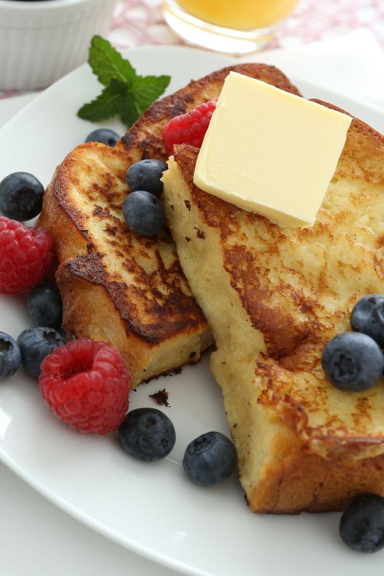 Texas French toast - overnight recipe