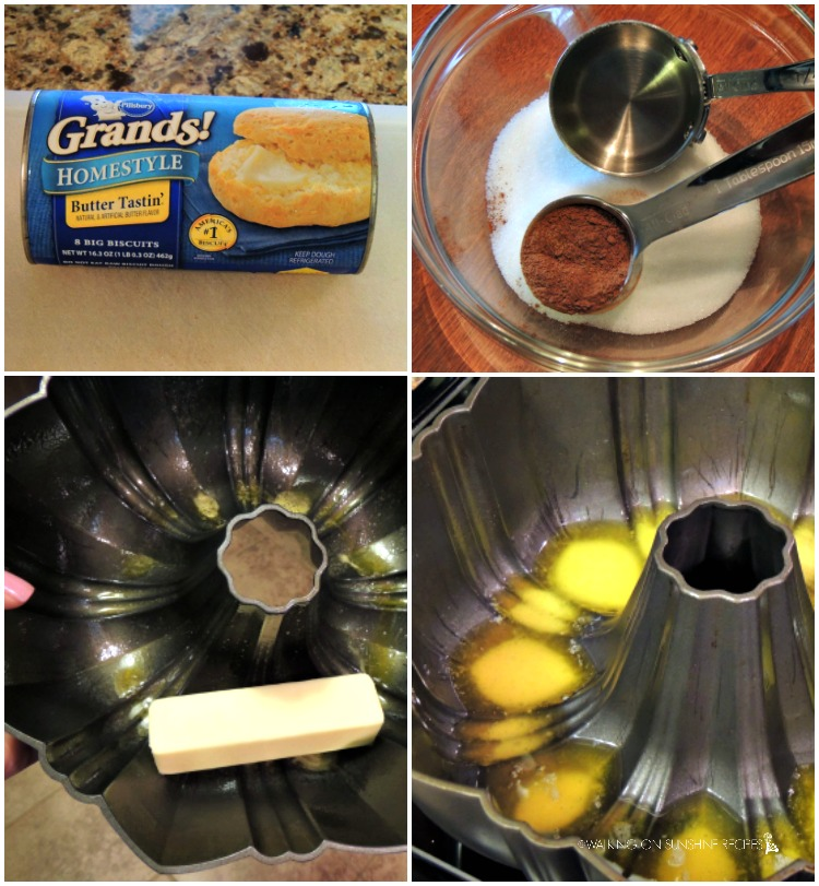 grands pull apart bread Ingredients for Grands Biscuits Donuts