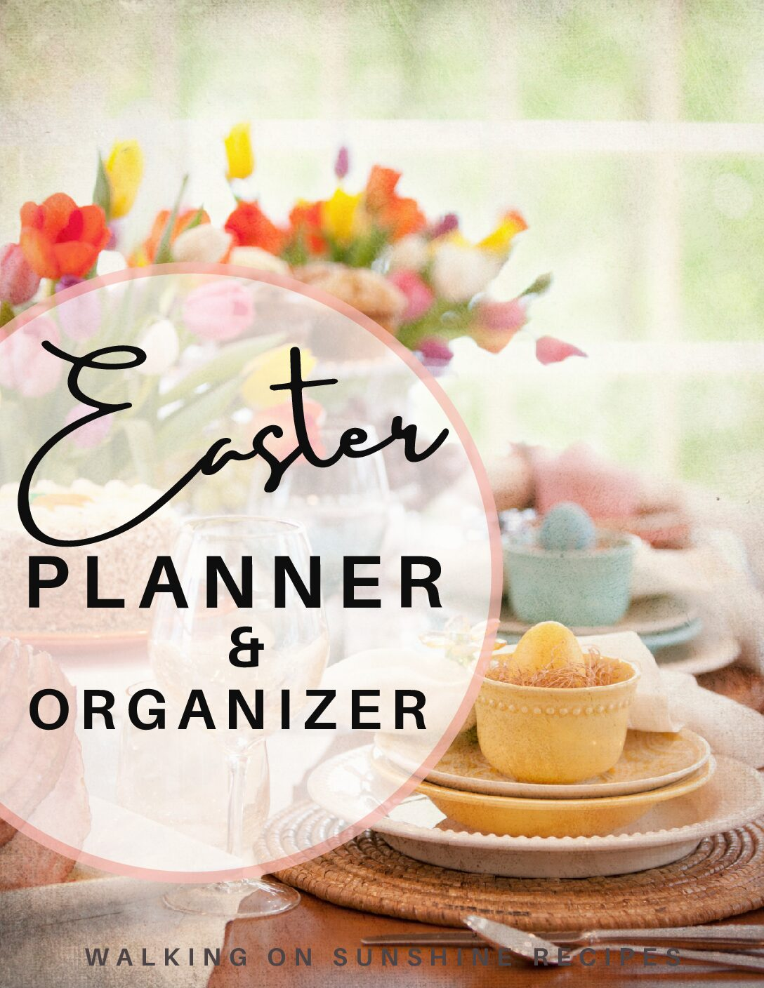 Easter Planner and Organizer