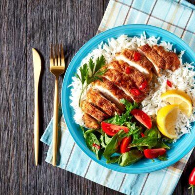 Baked Chicken Cutlet Recipes