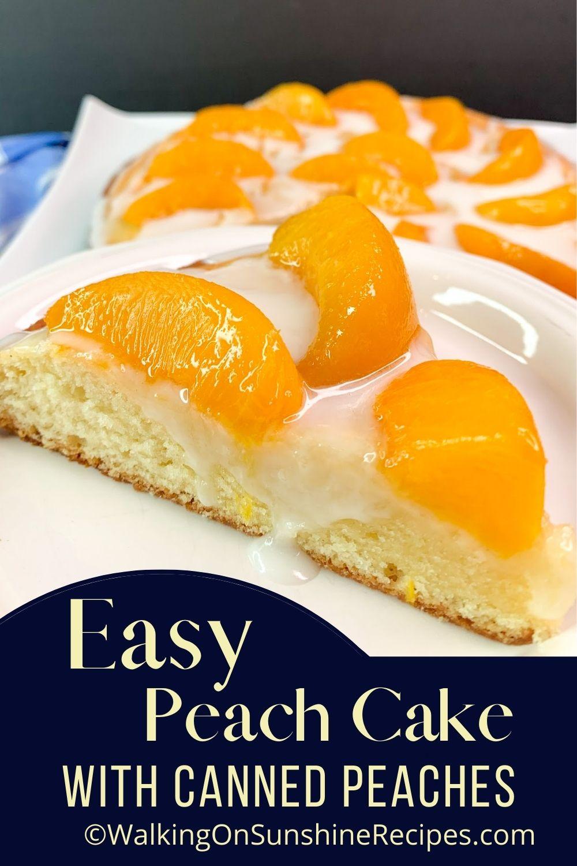 Easy Peach Cake Pin 3
