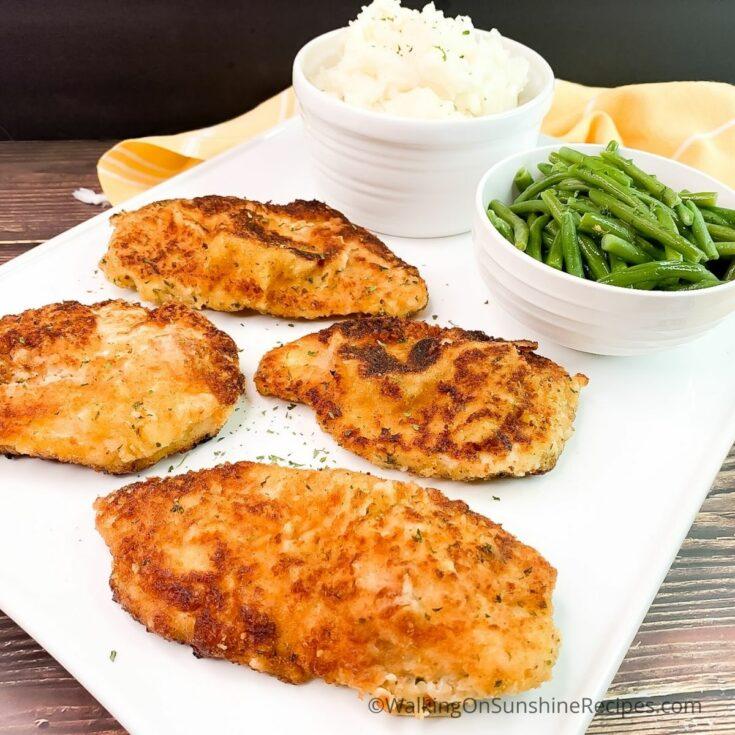 Perdue Italian Style Chicken Cutlets