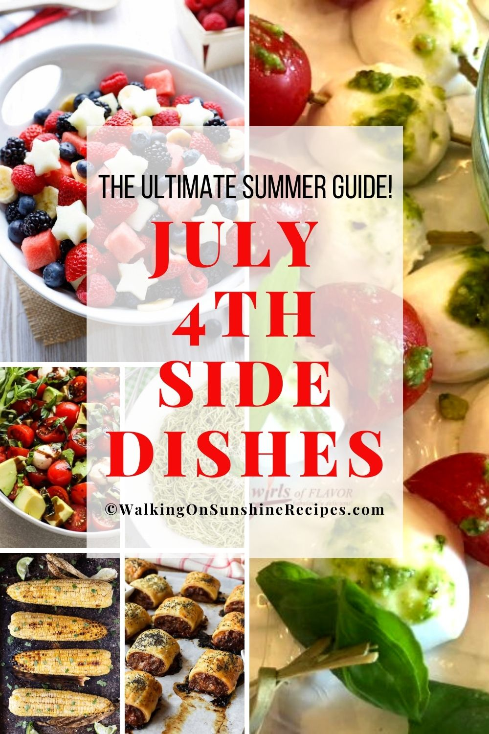 july 4th side dishes.