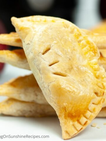 _FEATURED NEW SIZE Air Fryer Apple Hand Pies