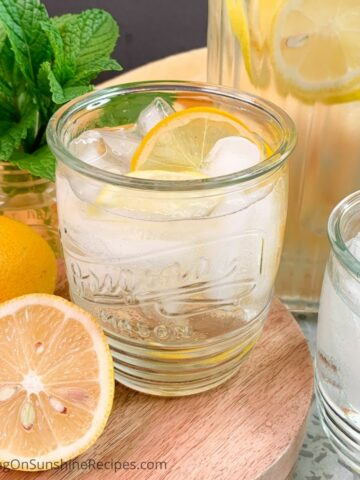 _FEATURED NEW SIZE Lemon Flavored Water